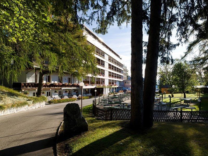 Vakantie Hotel Valaisia in Crans-Montana (Wallis, Zwitserland)