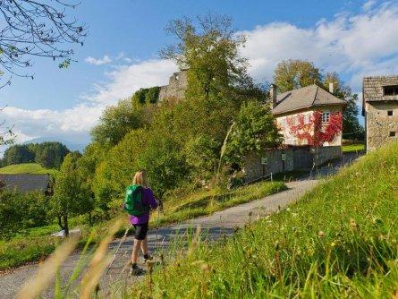 burg finkenstein alpe adria trail circular tour