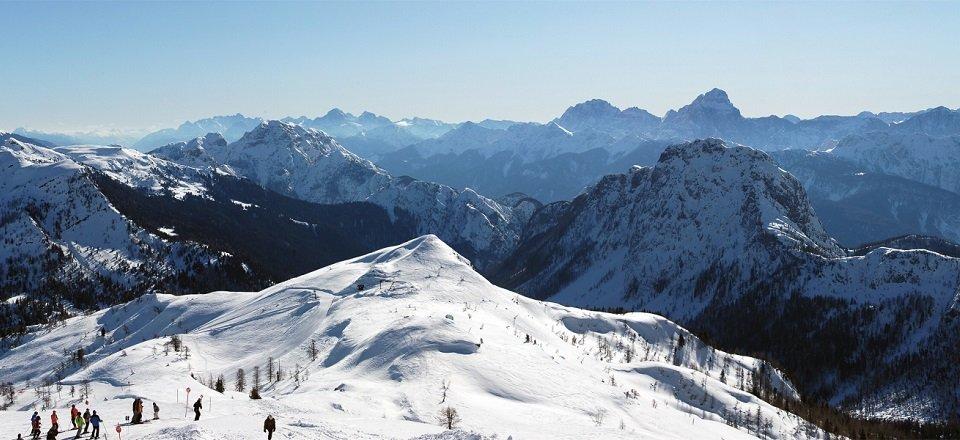 hermagor nassfeld karinthie oostenrijk oostenrijkse alpen(1)