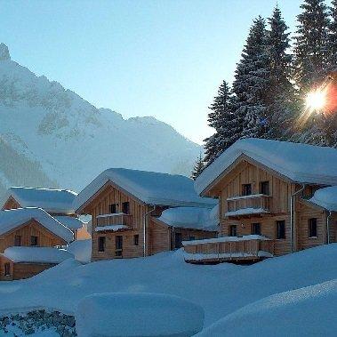 alpendorf dachstein west annaberg im lammertal salzburgerland vakantie oostenrijk wintersport