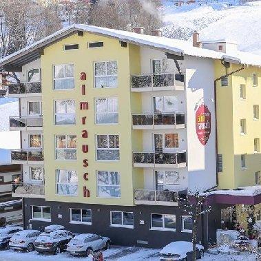 hotel almrausch hinterglemm salzburgerland vakantie oostenrijk wintersport