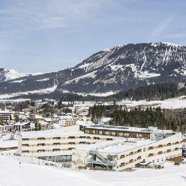 austria trend hotel alpine resort fieberbrunn tirol vakantie oostenrijk oostenrijkse alpen wintersport