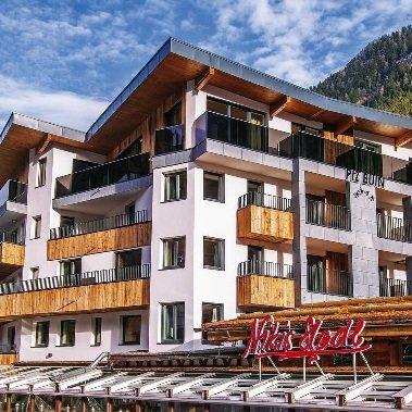 hotel sporthotel piz buin ischgl tirol vakantie oostenrijk oostenrijkse alpen