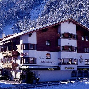 hotel brennerspitz nauders tirol vakantie oostenrijk oostenrijkse alpen wintersport