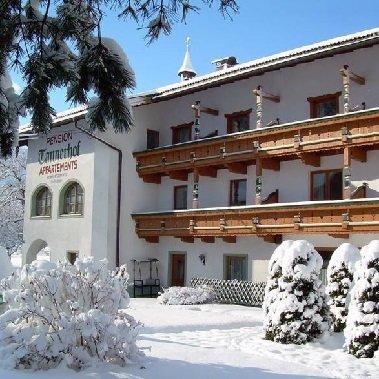 hotel pension tannerhof zell am ziller tirol vakantie oostenrijk oostenrijkse alpen wintersport