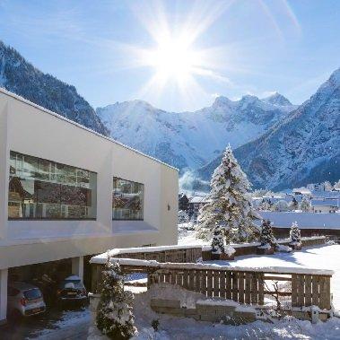 hotel valavier aktivresort brand bürserberg voralberg vakantie oostenrijk oostenrijkse alpen wintersport