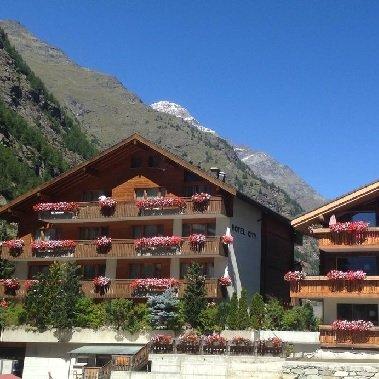 hotel city tasch bei zermatt wallis vakantie zwitserland zwitserse alpen