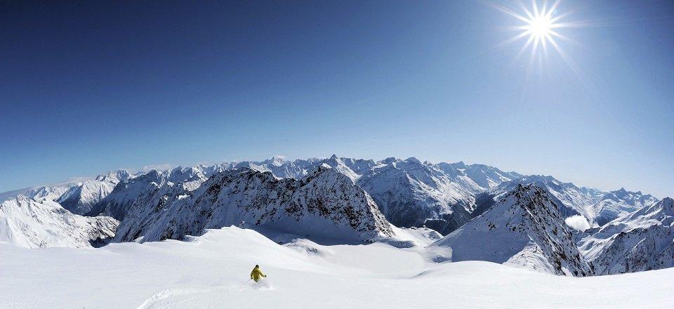 obergürgl tirol vakantie oostenrijk oostenrijkse alpen wintersport
