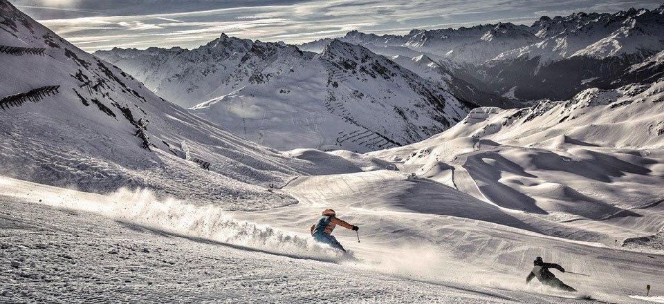 gaschurn sankt gallenkirch voralberg vakantie oostenrijk oostenrijkse alpen wintersport