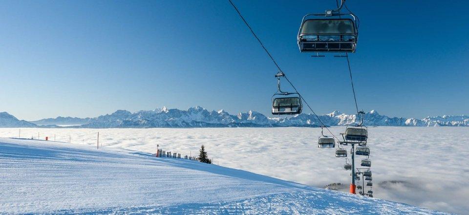 wörthersee karinthie oostenrijk oostenrijkse alpen wintersport