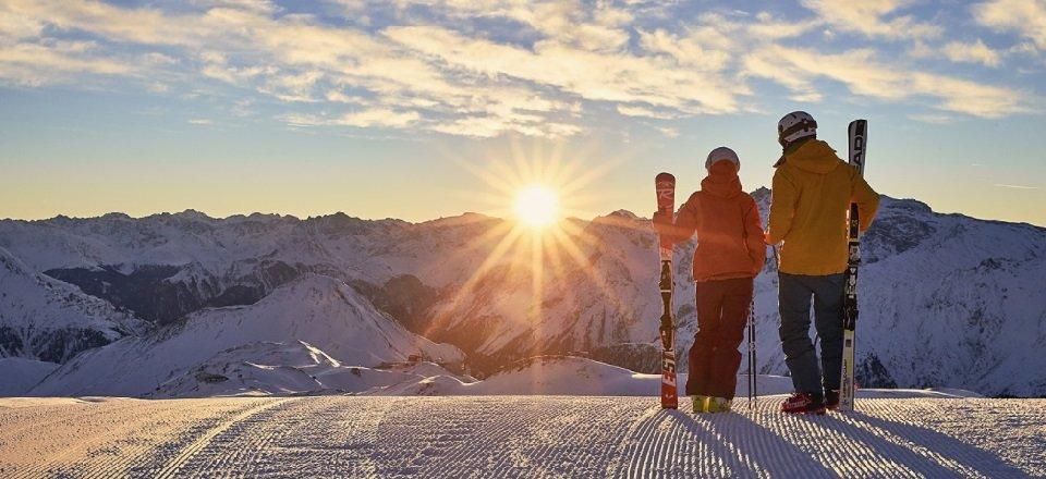 ischgl tirol vakantie oostenrijk oostenrijkse alpen wintersport