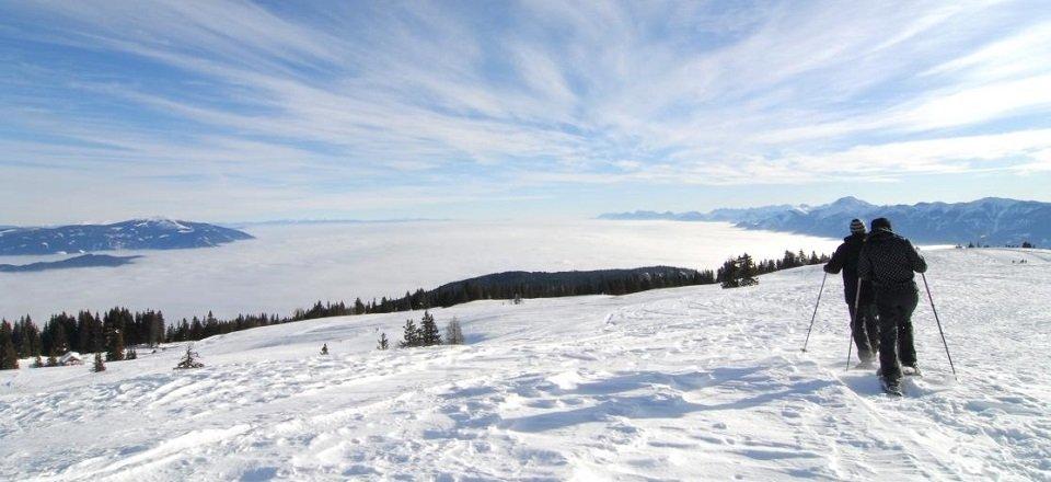 gerlitzen ossiacher see karinthië oostenrijk oostenrijkse alpen wintersport