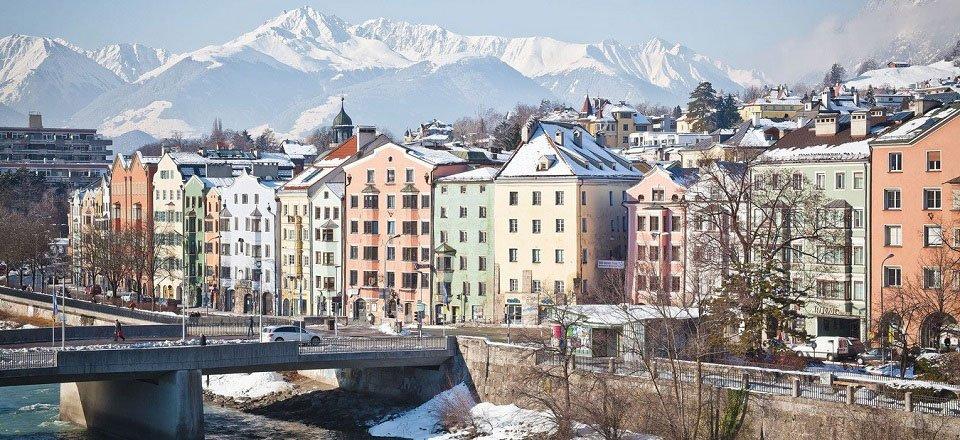 innsbruck tirol vakantie oostenrijk oostenrijkse alpen