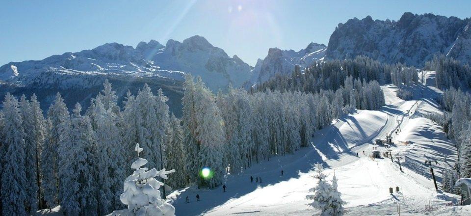 annaberg im lammertal salzburgerland vakantie oostenrijk oostenrijkse alpen wintersport