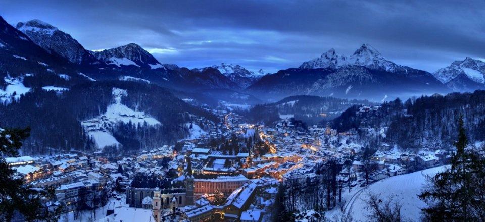 berchtesgaden vakantie duitsland beierse alpen wintersport