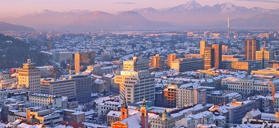 ljubljana vakantie slovenië julische alpen wintersport