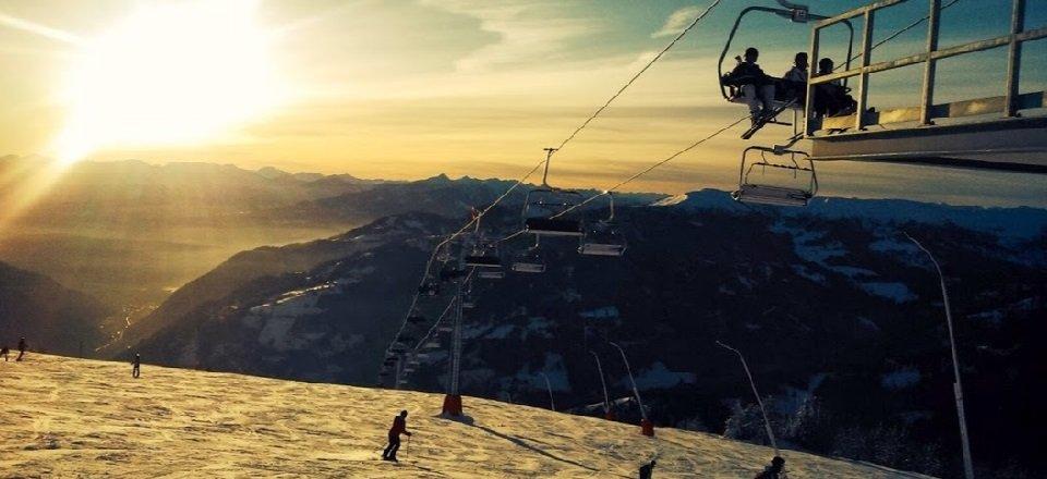 feldkirchen in kärnten st oswald skiarena karinthië vakantie oostenrijk oostenrijkse alpen wintersport