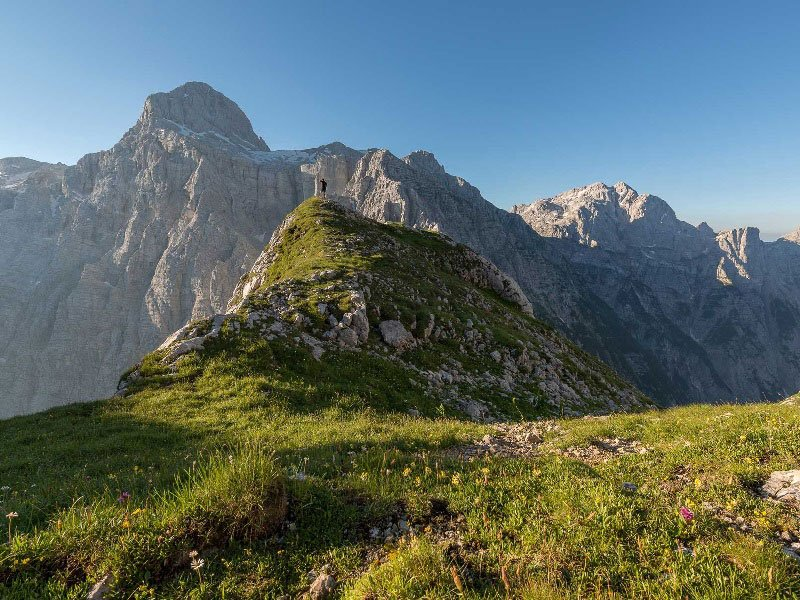 Beklimming Mt. Triglav