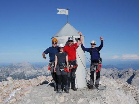 hiking mt triglav climb slovenia vakantie slovenie julische alpen 14