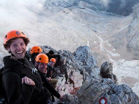 hiking mt triglav climb slovenia vakantie slovenie julische alpen 12