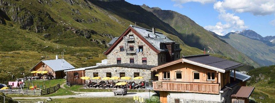 e2 franz senn hütte huttentocht stubaier höhenweg vakantie oostenrijk oostenrijkse alpen (1)