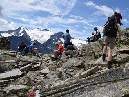 huttentocht stubaier höhenweg vakantie oostenrijk oostenrijkse alpen e4 dresdner hütte (6)
