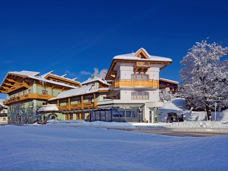 Hotel Obermair Tirol