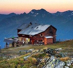 huttentocht vakantie oostenrijk oostenrijkse alpen