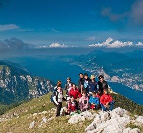 groepsvakantie vakantie italie italiaanse alpen