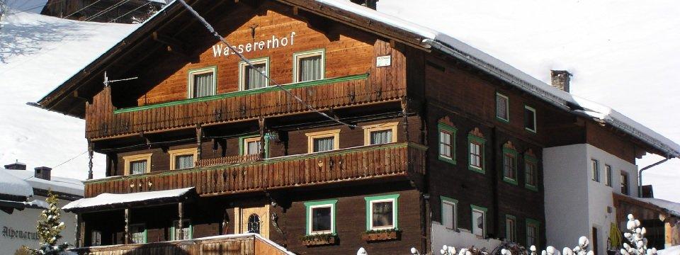 hotel wassererhof gerlos zillertal vakantie oostenrijk wintersport oostenrijkse alpen