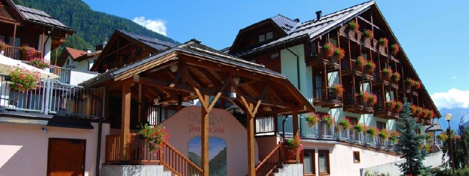 hotel domina home parco dello stelvio val di sole vakantie italie italiaanse alpen (24)