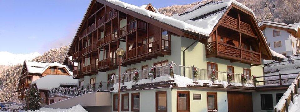 hotel domina home parco dello stelvio val di sole vakantie italie italiaanse alpen (8)