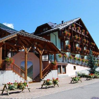 hotel domina home parco dello stelvio val di sole vakantie italie italiaanse alpen (2)