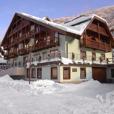 hotel domina home parco dello stelvio val di sole vakantie italie italiaanse alpen (6)