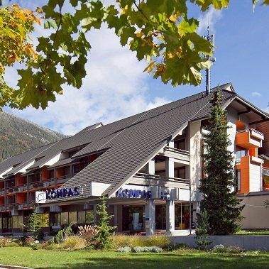 hotel kompas kranjska gora gorenjska vakantie slovenie julische alpen (28)