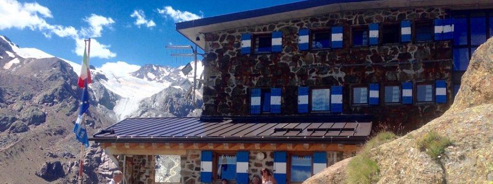 huttentocht val di sole dolomieten vakantie italiaanse alpen italie wandelen