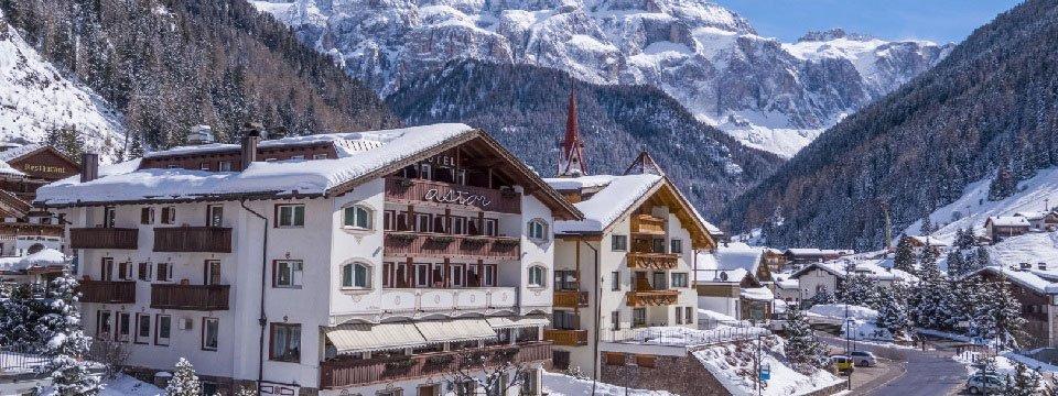 hotel astor selva di val gardena trentino vakantie italie italiaanse alpen12322b