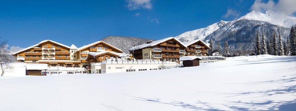 alpenpark resort winter seefeld tirol oostenrijk