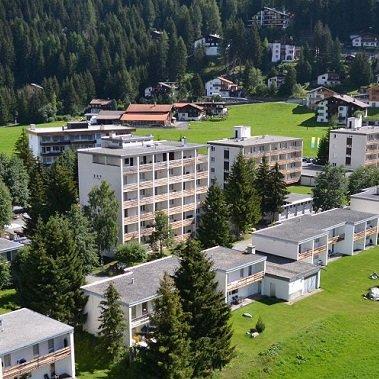 appartementen solaria davos klosters graubunden vakantie zwitserland zwitserse alpen zomervakantie