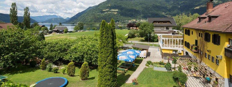 hotel gästehaus haus krappinger ossiacher see karinthië vakantie oostenrijk oostenrijkse alpen (7)