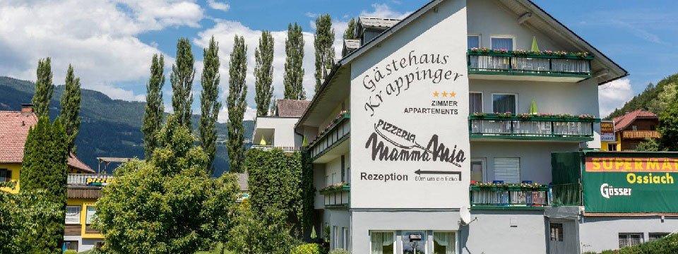 hotel gästehaus haus krappinger ossiacher see karinthië vakantie oostenrijk oostenrijkse alpen (10)