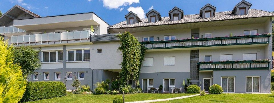 hotel gästehaus haus krappinger ossiacher see karinthië vakantie oostenrijk oostenrijkse alpen (3)