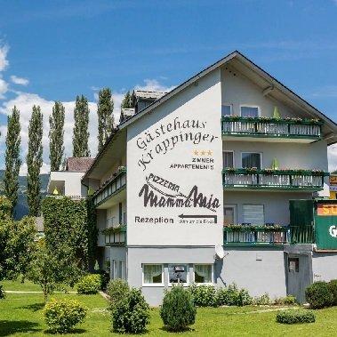 hotel gästehaus haus krappinger ossiacher see karinthië vakantie oostenrijk oostenrijkse alpen (47)