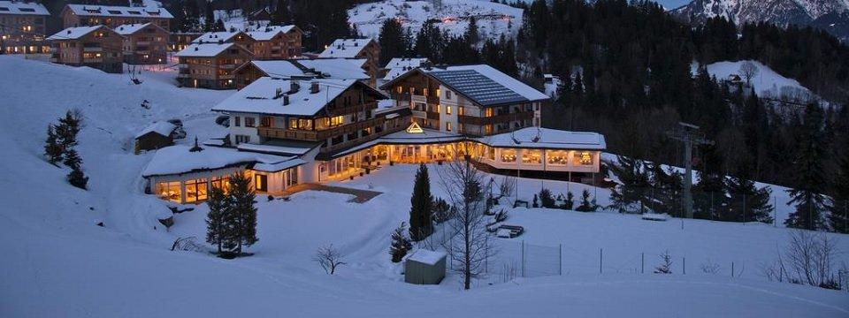 hotel alpinresort schillerkopf brand bürserberg voralberg vakantie oostenrijk oostenrijkse alpen wintersport (2)
