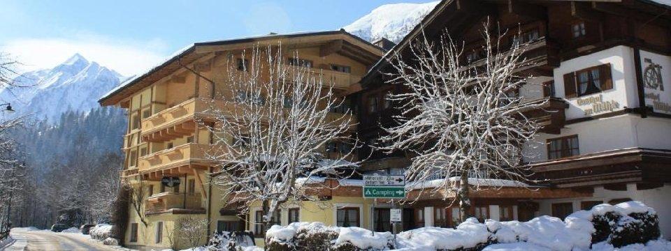 hotel gasthof zur mühle kaprun salzburgerland vakantie oostenrijk oostenrijkse alpen (3)