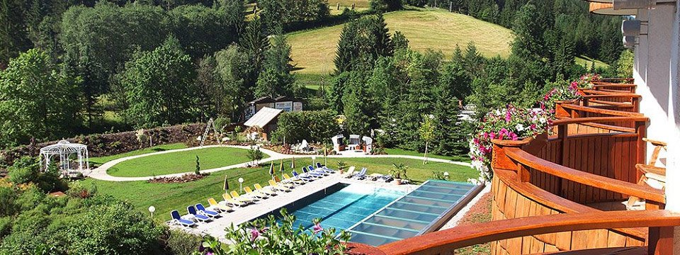 hotel kolmhof bad kleinkirchheim karinthië (1)