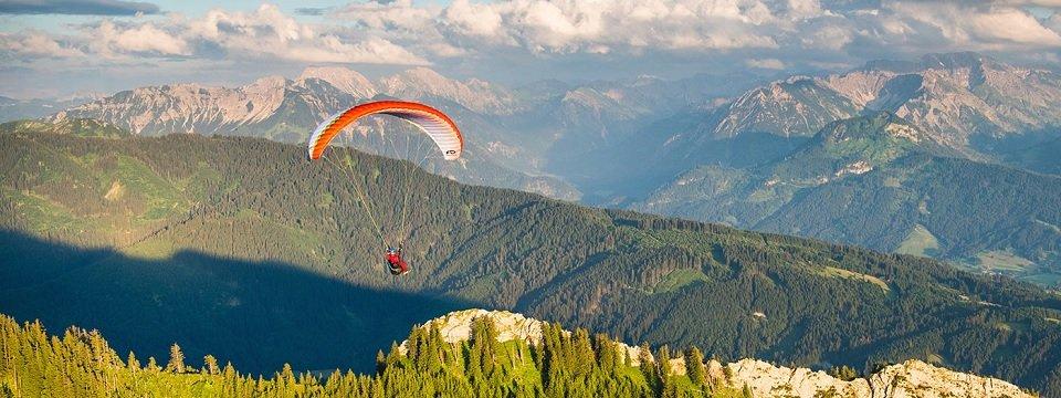 tandem paragliding in het zillertal tirol mayrhofen fuegen vakantie oostenrijk oostenrijkse alpen activiteit (26)