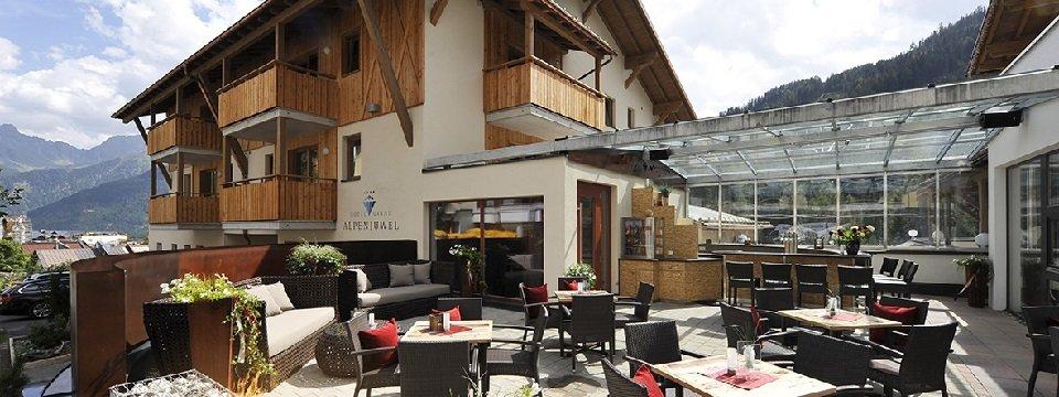 hotel garni alpenjuwel serfaus tirol vakantie oostenrijk oostenrijkse alpen (2)