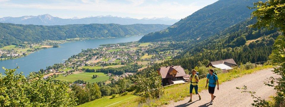 alpe adria trail meerdaagse wandeltocht vakantie oostenrijk beim ossiacher see (2)