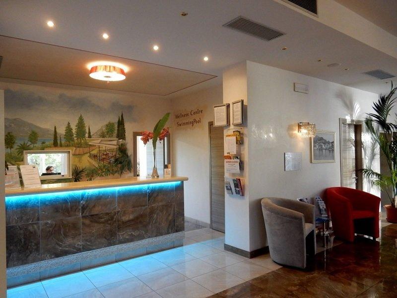 Vakantie Hotel Sogno del Benaco in plaatsen rond het Gardameer (Gardameer, Italië)